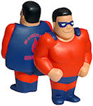 Super Hero Stress Balls